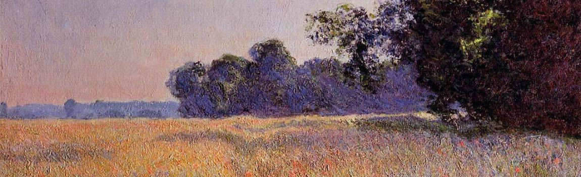 From Millet to Monet Landscape Painting